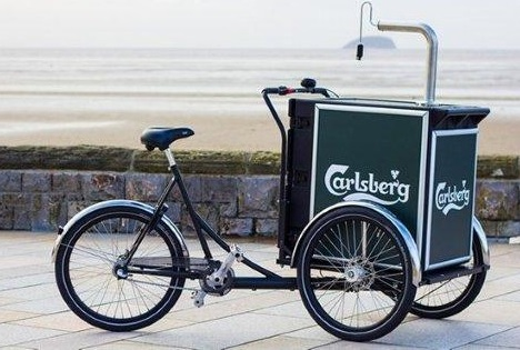 bespoke bikes, adbikes, promotional bikes, sample bikes, eco advertising bikes