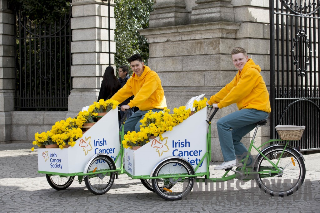 Retail Bikes, Sampling bikes, Promotional bikes, promotion for cancer society