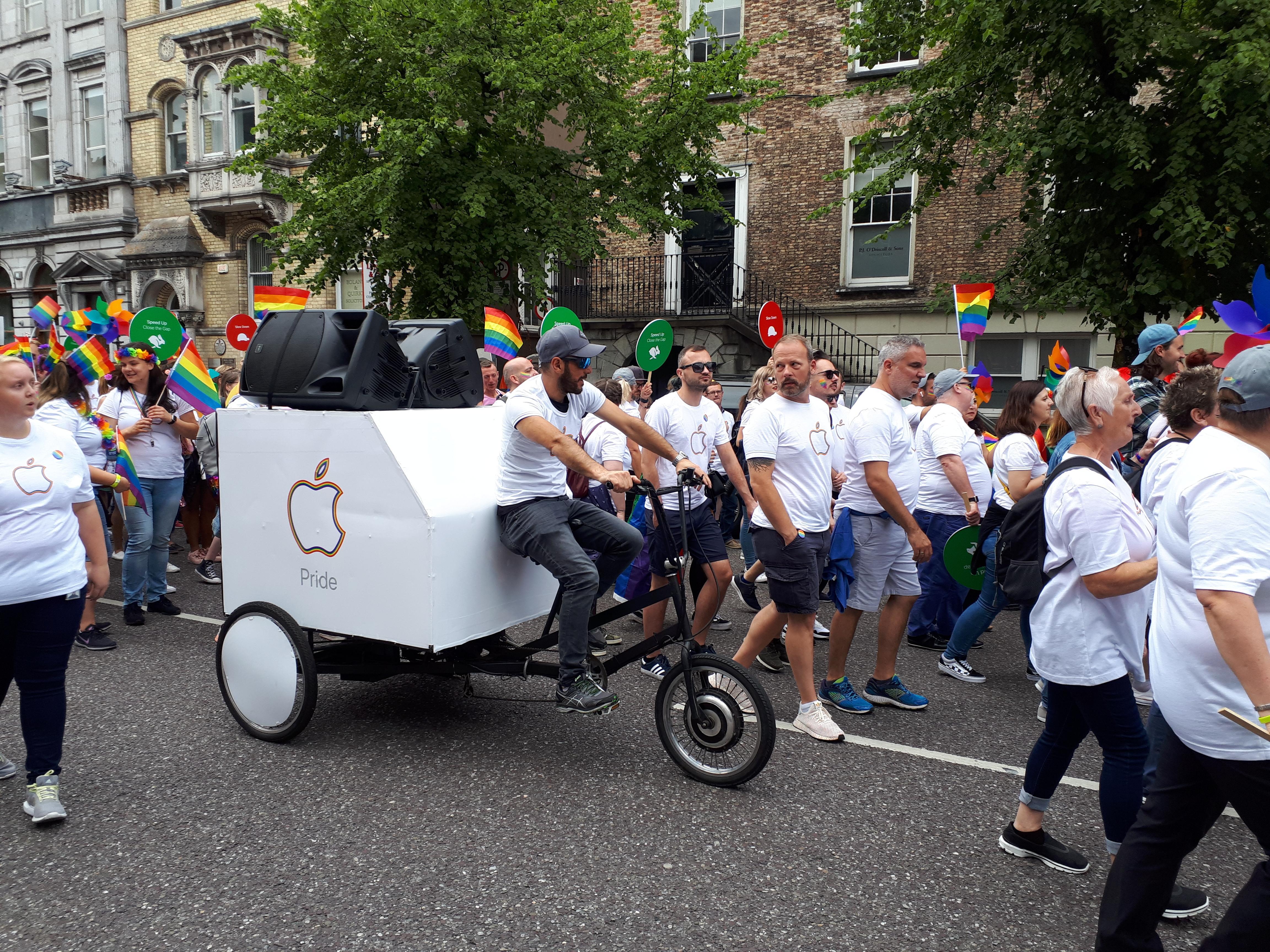 pride parade cork